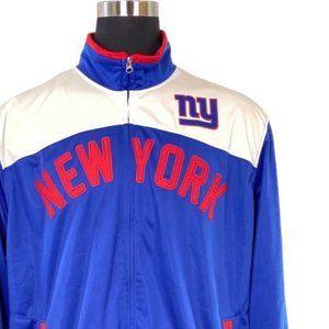 NFL New York Giants Full Zip Jacket #M18